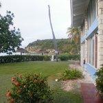 Section de l'hôtel vue sur mer