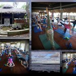 Cabarete Yoga with Kieran!