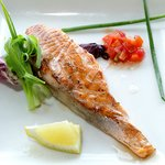 Perfectly grilled Salmon Filet