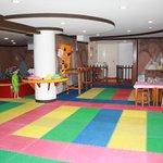 kids club - main room
