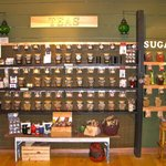 Custom Blended Teas and Organic flavored sugars