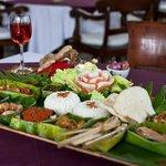 Balinese Rijstaffel