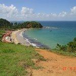 Isla Dos Frades playas
