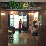 Marjan Hair Salon Far Hills Hotel