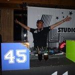Soirée dansante au bar - william le DJ