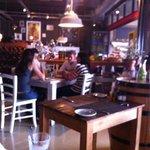 Very nice food and atmosphere