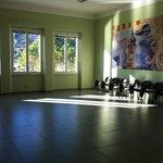 Sala per seminari, danza, yoga,ginnastica, ecc.