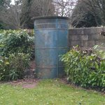 Grade II listed late Victorian urinal.