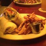 California Chicken Wrap