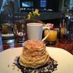 The best Lemon-Ricotta pancakes ever