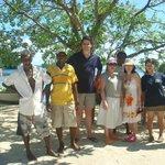 the wonderful staff at nugu