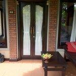Superior Cottage porch