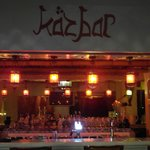 Kazbar is a great place for Middle Eastern cuisine, lunch or dinner