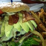 amazing hamburger