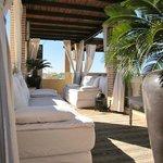 Roof Terrace - Riad Kheirredine