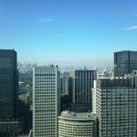 37階クラブフロアからの眺望