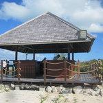 Beach bar/Bar de la plage