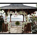gazebo / our wedding venue / private dining