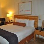 la chambre lit king size