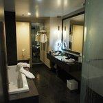 das Bad - modern und neu