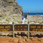 Cape of Good Hope - I made it!