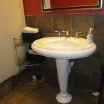 Restaurant's Bathroom Facilities for Woman
