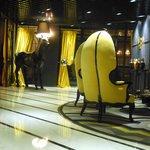 Sura Design Hotel Lobby