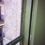 puerta balcón