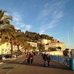 Great walk along the Promenade