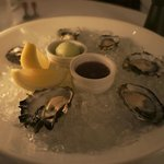 oysters to start