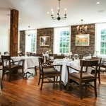 Fieldstone dining room