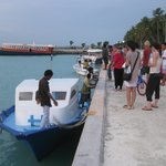 Maafushi Harbour