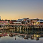 The Wharf At Monterey