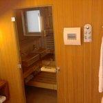 Sauna (Suite)