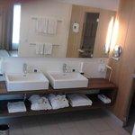 Waschbereich (Suite)