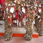 Golu Dev ji temple near Bhimtal