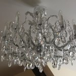 gorgeous chandaliers