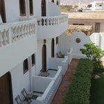 Balkony streetrooms