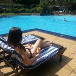 Pool & me