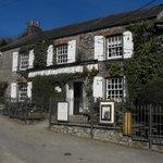 Bolingey Inn Frontage