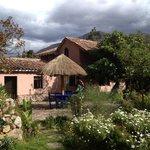 Kaypacha outdoor terrace