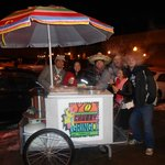 Downtown Wausau's First Tamale Cart