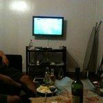смотрим футбол