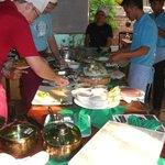 cooking class at Annadya