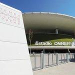 entrada al estadio