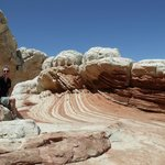 White Pockets, in S Coyote Buttes is astounding