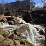 Reddy River Falls
