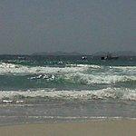 Playa El Agua, a sólo 2 minutos del Hotel