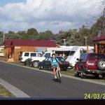 Billede af Latrobe Mersey River Caravan Park
