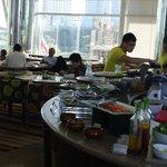 Acacia Hotel Alabang Acaci breakfast
